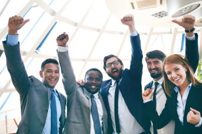 Business winners